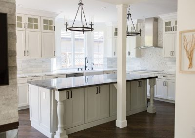 Castle Traditional Kitchen Remodel